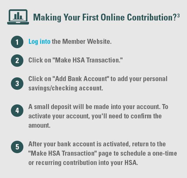 HSA Bank Email